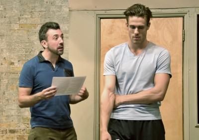 Actor Training: Scene Work in Level 1