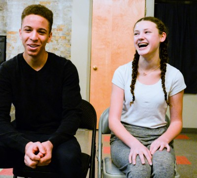 Acting Training for Teens