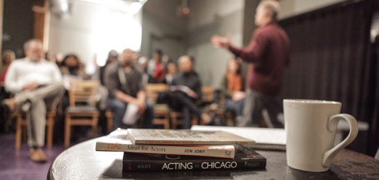 Acting Classes in Chicago for the Professional or Beginning Actor
