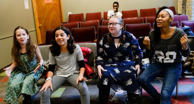 Theatre for kids collaboration