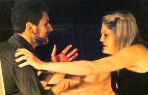 Sarafina Vecchio playing Lady Macbeth